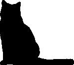 SPHYNX CREME DAMEN T-SHIRT POLYGON Katze by SIVIWONDER